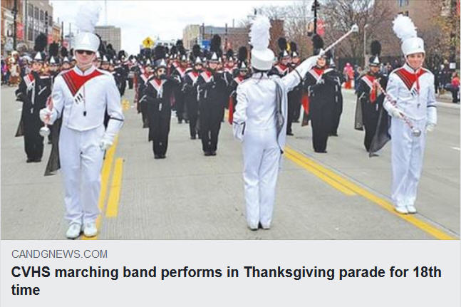 Chippewa Valley High School Bands - Home